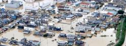 Глобальные убытки страховщиков от стихийных бедствий в 1 полугодии 2019 года сократились до $19 млрд.