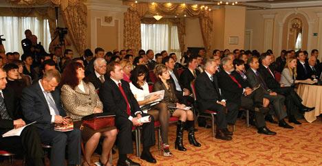 В 2012 году Презентацию посетило более 150 топ-менеджеров, а также первых лиц профессиональных объединений страховщиков и представителей Комитета по вопросам финансов, банковской деятельности, налоговой и таможенной политики Верховной рады Украины, Министерства финансов Украины, Кабинета Министров Украины, Нацкомфинуслуг, Госкомтуризма и Госкомавиации.