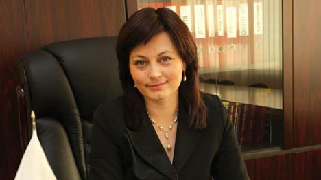 Наталья Гудыма, Президент Лиги страховых организаций Украины