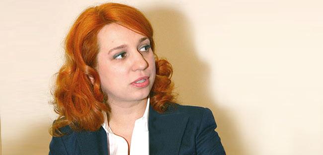 Инна Вялкова, руководитель юридической службы по России и странам СНГ ЗАО «Чартис»