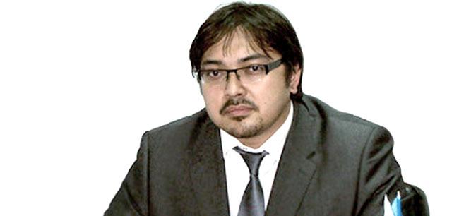 Рустем Галиев, заместитель Председателя Правления страховой компании «Оранта-Жизнь»