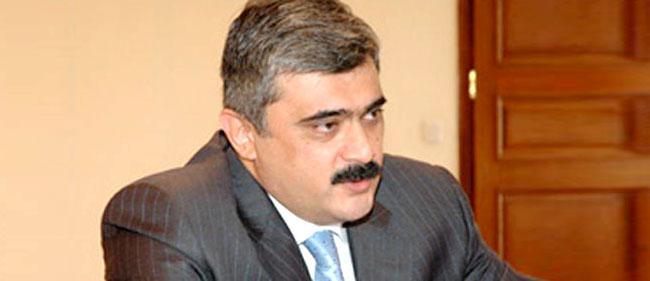 Самир Шарифов, министр финансов Азербайджана