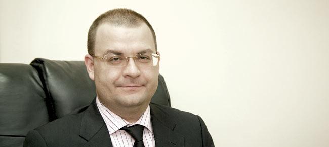 Эдуард Стась, Генеральный директор страховой компании «Теком»