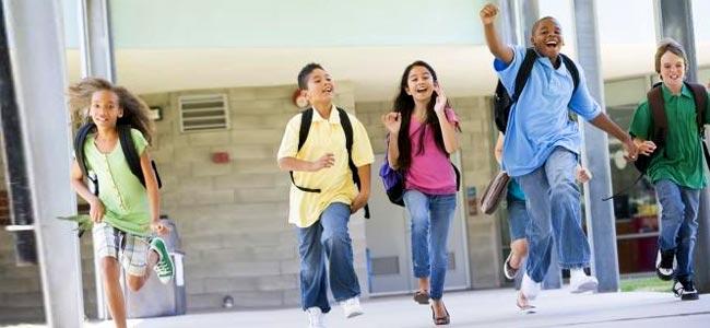 В Великобритании популярно страхование портфелей школьников