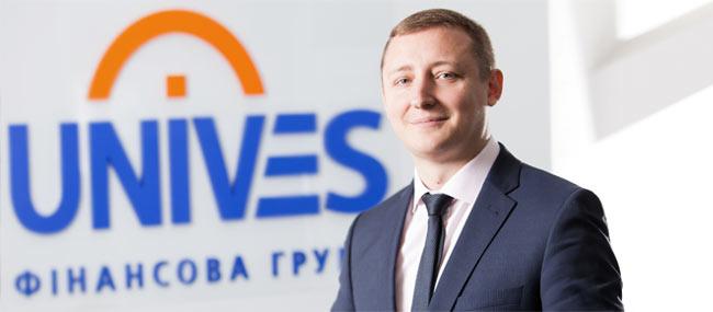 Андрей Спренгель, Председатель правления СК «UNIVES»