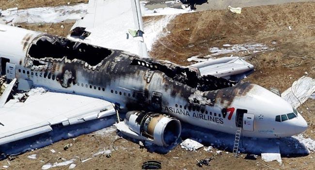 Крупнейшие авиакатастрофы мира