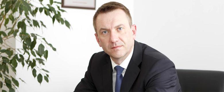 Яцек Мейзнер, Председатель Правления СК «Альфа Страхование»