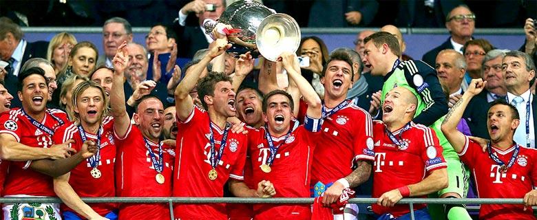 Бавария футбольный клуб