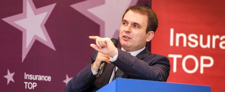 Александр Залетов, Главный редактор журнала «Insurance Top»