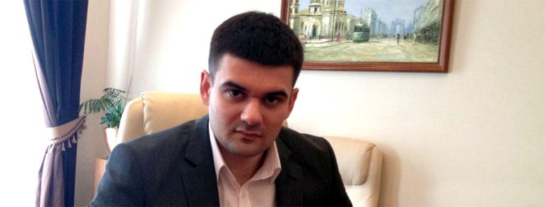 Евгений Величко, Управление перестрахования СО «Ильичевское»