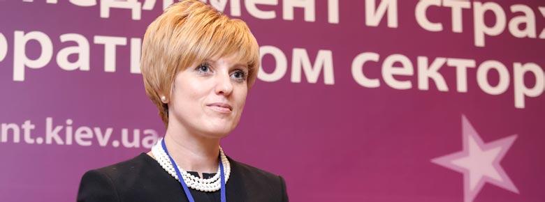 Наталья Лукаш, начальник управления по работе с персоналом «OТП Банка»