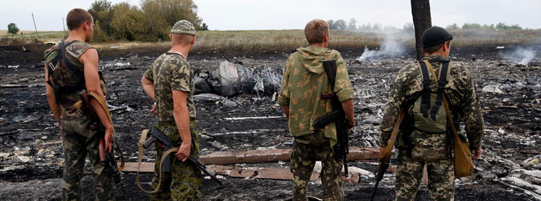 Крушение Boeing 777 Malaysia Airlines в Украине