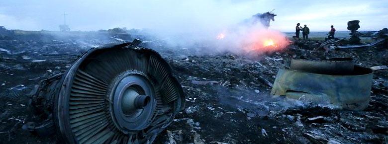 Прокуратура Нидерландов заявила, что малайзийский Boeing-777 рейса МН17 был сбит «Буком», привезенным из России