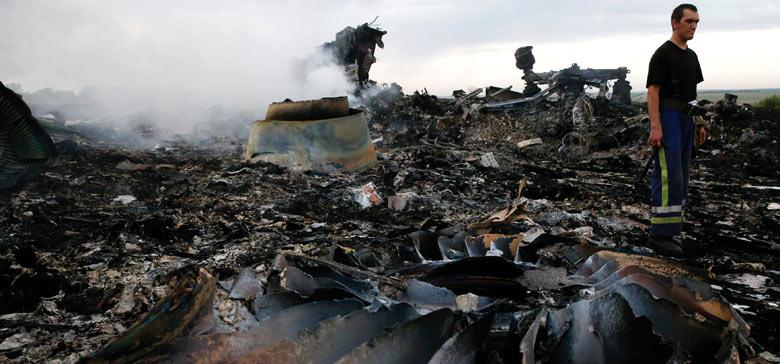 крушение Boeing 777 Malaysia Airlines рейса МН17