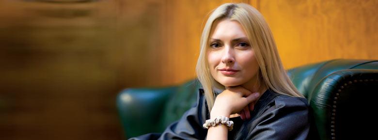 Инна Белянская, Член Правления, директор департамента по развитию дистрибьюторской сети «МетЛайф»