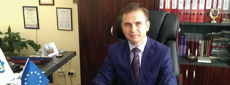 Александр Залетов, Президент Лиги страховых организаций Украиныv