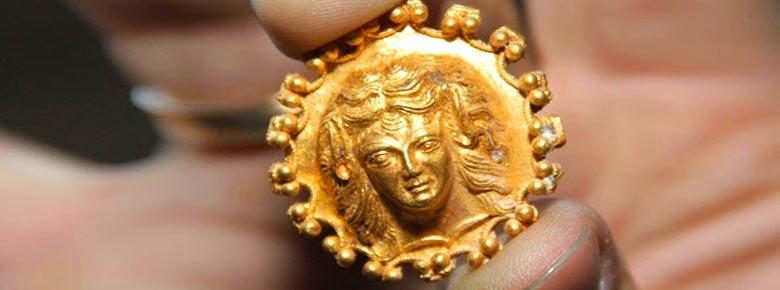 Скифское золото и сокровища сарматов на время выставки в Амстердаме были  застрахованы на 13 млн. евро