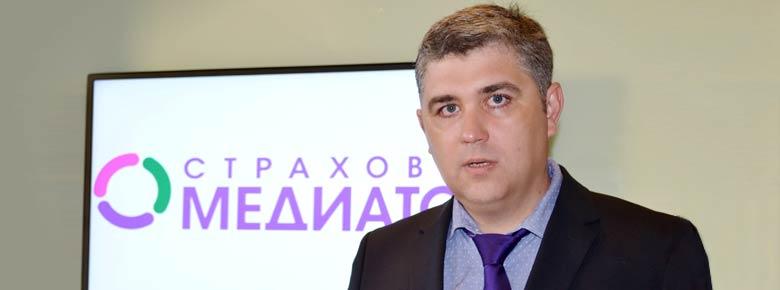 Максим Чередниченко, Директор компании «Страховой медиатор»