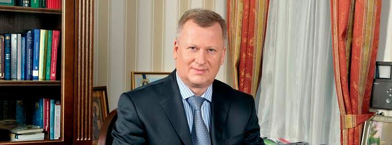 Юрий Гришан, Президент МТСБУ