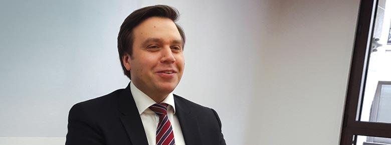 Мачей Маржалек (Maciej MARSZALEK), руководитель диджитал-команды АХА