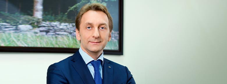 Андрей Перетяжко, первый вице-президент СК «АХА Страхование»