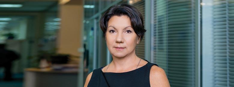 Нонна Рыжая, директор департамента маркетинга и коммуникаций СК «АХА Страхование»