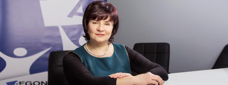 Нина Гузей, Председатель Правления Aegon Life Ukraine