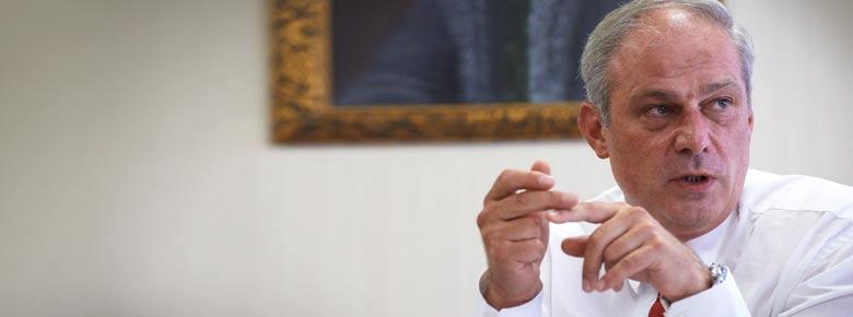 Игорь Пашко, Председатель Нацкомфинслуг Украины