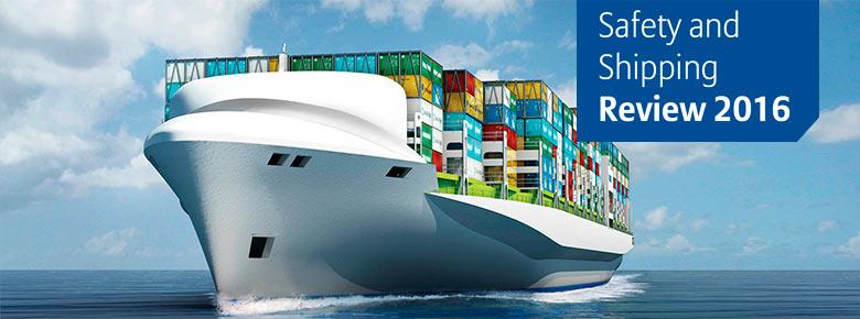 Allianz проанализировал безопасность судоходства в мире