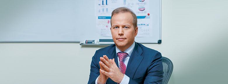 Максим Межебицкий, вице-президент СК «АХА Страхование»