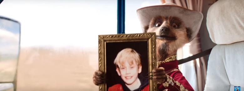 Звезда «Один дома» Маколей Калкин снялся в страховой рекламе с говорящими сурикатами