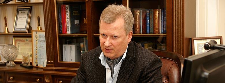 Юрий Гришан, Президент МТСБУ, директор СО «Ильичевское»