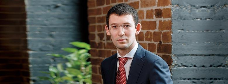 Антон Кияшко, генеральний директор СК «Нефтегазстрах»