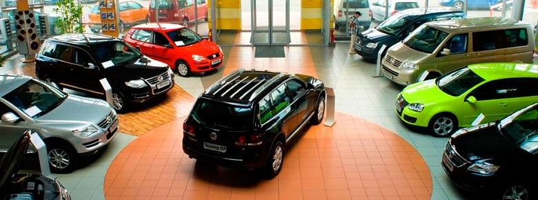 Рост продаж новых автомобилей в Украине