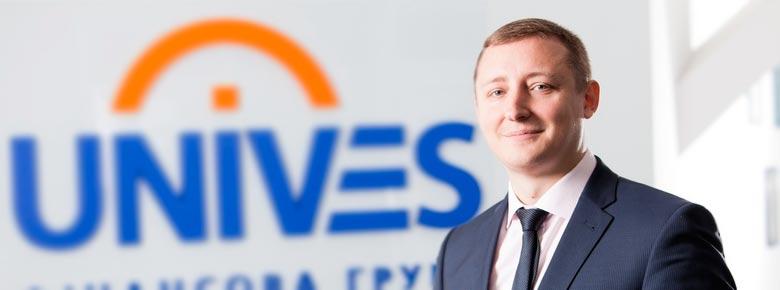 Андрей Спренгель, Председатель правления СК «ЮНИВЕС»