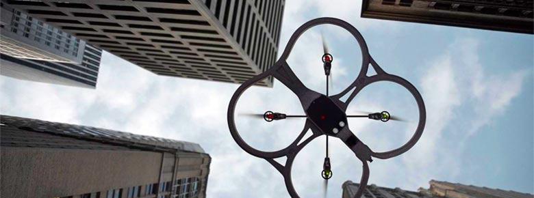 AIG создала научное подразделение по изучению возможностей дронов в страховой сфере