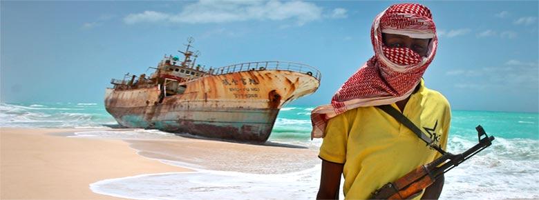 История о том, как шейхи за $50 млн. избавили мир от сомалийских пиратов, а страховщиков от $635 млн. премий
