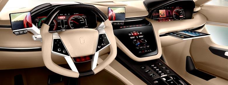 автомобили с интернет-подключением и системами помощи водителю