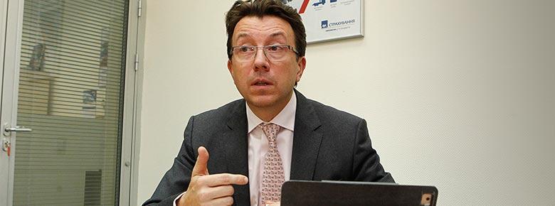 Жан-Ив Ле Берр, CEO AXA Emerging Europe