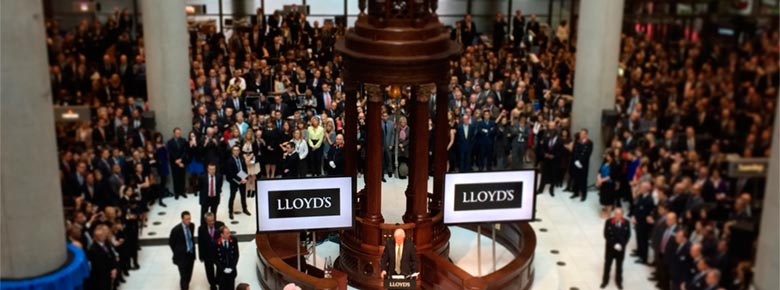 Lloyd's of London в 2017 году