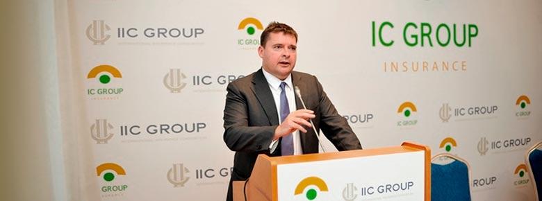 Якоб Вестерлакен, International Insurance Consortium