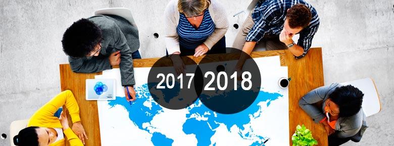 Прогноз развития глобального рынка страхования на 2017-2018 годы