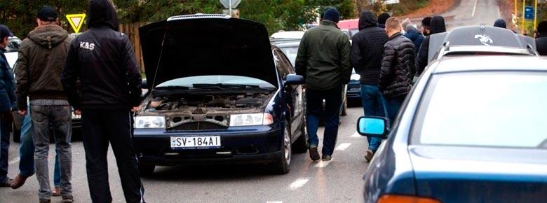 Что делать в случае ДТП с автомобилем на иностранной регистрации? Кто и как будет платить страховое возмещение?