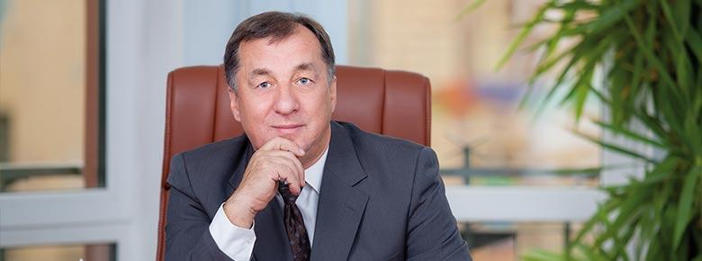 Мирослав Бойчин, Председатель правления ERV