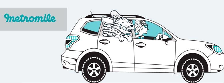 Metromile дал возможность водителям бесплатно протестировать страхование с оплатой за мили