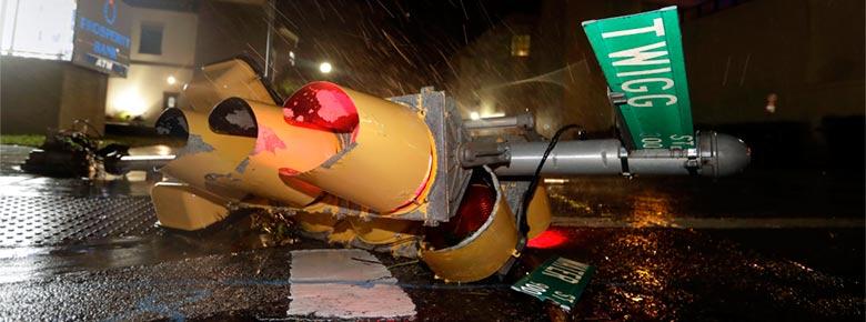Убытки от урагана «Харви» в США