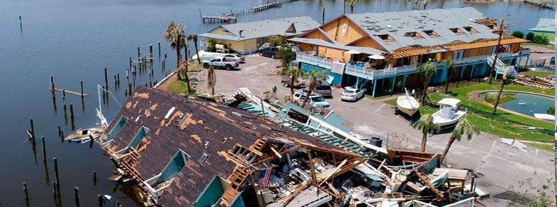Убытки от ураганов «Харви» и «Ирма» обойдутся страховой отрасли в $200 млрд.