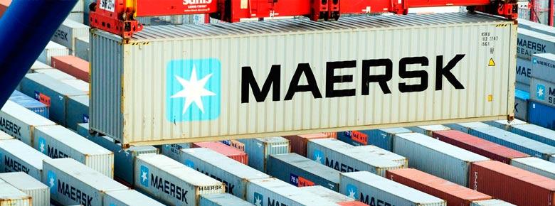 Судоходный гигант Maersk запустит блокчейн-проект страхования морских перевозок с 2018 года