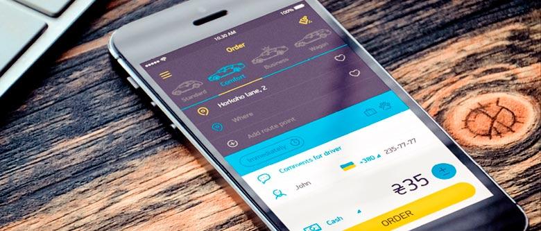 AXA обеспечит страхование жизни пассажиров украинского онлайн-сервиса вызова такси Uklon