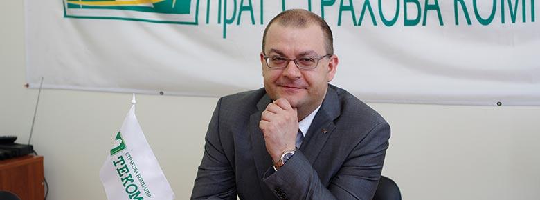 Эдуард Стась, Генеральный директор СК «ТЕКОМ»